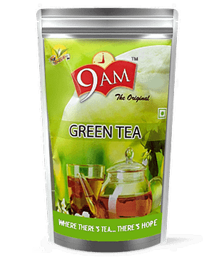 Regular Green Tea
