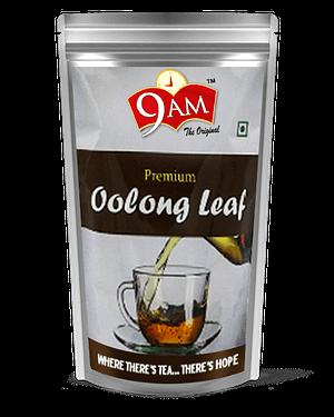 Oolong Leaf