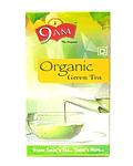 Organic Green Tea box