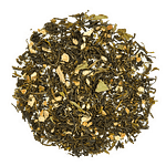 Tulsi Lemon Ginger Green Tea